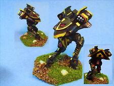Battletech painted Raptor Ii battlemech Sgb