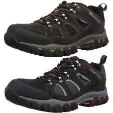 Karrimor Mens Bodmin 4 Low Waterproof Breathable Mesh Suede Walking Shoes