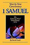 1 Samuel Commentary by David Guzik (2004, Paperback)