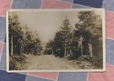 Old Postcard Death Valley World War 1 Era Somme France or California