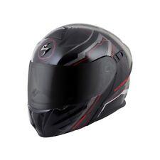 Scorpion EXO EXO-GT920 Modular Helmet Satellite Red Adult All Sizes