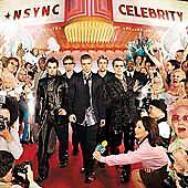 Celebrity NSYNC MUSIC CD