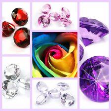 Diamant Diamanten Deko 5 Stk 3cm Streudeko Hochzeit Tischdeko Dekoration 3 cm