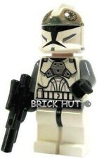 LEGO STAR WARS - CLONE GUNNER FIGURE + GIFT - FAST - 8014 8039 - 2009 - NEW