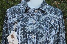 Rose Royce Vanessa Color Polka-Dots Long Sleeves Women's Clothing Jackets