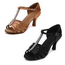 Brand New Ballroom high heeled Latin Dance Shoes for Women/Ladies/Girls/Tango