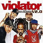 Violator the Album V2.0 Various Artists MUSIC CD Sealed NEW CD