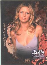 "Buffy Season 5 - B5-0 ""Coming September 2001"" Promo Card"