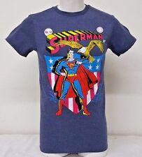Superman Comic Book Cover No. 14 Feb. 1940 Men's Top T Shirt Short Sleeve Tee