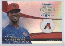 2012 Bowman Chrome All-Star Futures Game #FG-AM Alfredo Marte Baseball Card