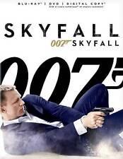 Skyfall (Blu-ray/DVD, 2013, 2-Disc Set,)