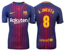 Trikot Nike FC Barcelona 2017-2018 Home - Iniesta 8 [152 bis XXL] Barca