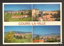 COURS-LA-VILLE (69) VILLAS & CENTRE VILLE