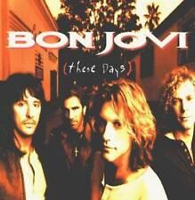 Bon Jovi These Days CD Limited Edition