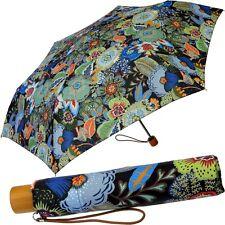 OILILY Mujer Paraguas de bolsillo pequeño ligero corto PARAGUAS CON FUNDA