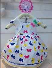 Baby girls summer dress baby clothes 6-12-18-24 months butterfly dress,UK Seller