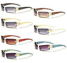 Kleo Rimless Women's Sophisticated Modern Style Sunglasses UV400 Protection