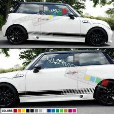 Stripe Kit for Mini Cooper S Hatch Xenon Headlight Surround Cover 2010 2011 2012