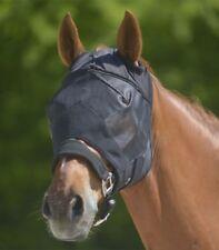 Fliegenmaske Premium Fliegenmaske ohne Ohren  Fliegenhaube  Fliegenschutz