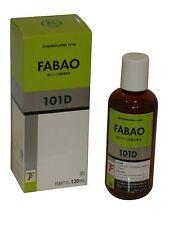 Original FABAO® 101D Hair Tonic bei beginnendem Haarausfall (120ml)