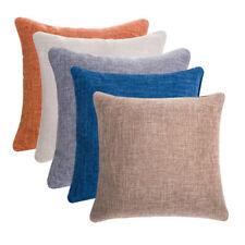 Pillowcase Cotton Linen Home Decorative Pillow Case Cushion Cover MA