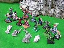 WHFB Esercito del caos, Caos Sorceror Multi-Listing