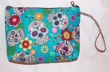 Fair Trade marokkanischen Candy Skull Wash Bag Make Up Case von Marrakesch Marokko
