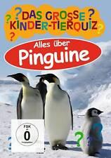 DVD Das Grosse Kinder Tierquiz 2 Pingouins