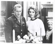 Photo originale de Sylva Koscina et Paul Newman ( BSY )