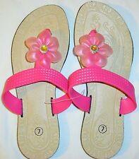 *New* FLOWER Fashion Sandals Multiple colors Size 5-10