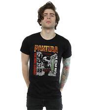 Pantera Herren 3 Albums T-Shirt