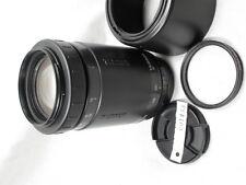 TAMRON 100-300mm af 1:5-6.3 ZOOM LENS W/CAPS&FILTER FITS NIKON SLR