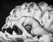 Sexy Burlesque Femme Toile art POSTER print Nude Erotique fille nue lingerie