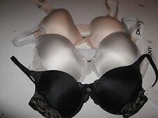 1 DKNY 453231 Signature Skin Fit to Flex Demi Bra Choose size/Color   NWT