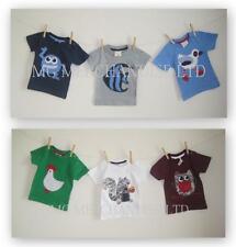 Baby boys EX designer online store animal top age 6-9 9-12 12-18 18-24 months