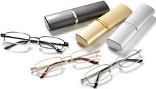Brille Notbrille WILLIAM  Lesebrille Lesehilfe +1,00; bis+ 3,50 Neu