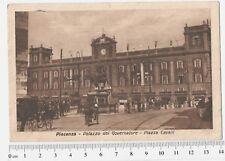 cartolina Emilia Romagna - Piacenza p.za Cavalli - 6808