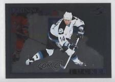 1995-96 Score Black Ice #191 John Tucker Tampa Bay Lightning Hockey Card