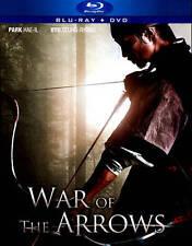War of the Arrows BLU RAY- Hong Kong RARE Kung Fu Martial Arts Action movie