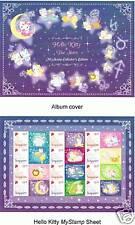 Singapore Hello Kitty Stamp,12 horoscopes 7 sheets