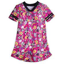 NWT Disney Store Minnie Mouse Nightgown Nightshirt SZ 4 5/6 9/10 Girls