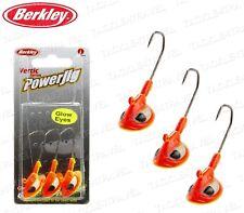 (3,00€/Stk.) Berkley Vertic Series - Powerjig - 3 Stück - Fluo Orange - 4 Größen