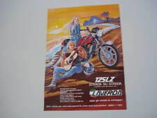advertising Pubblicità 1979 MOTO LAVERDA 125 LZ STRADA