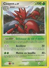 Cizayox -Diamant et Perle:Tempête-25/100-Carte Pokemon Française Neuve