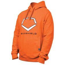 EvoShield Men's Orange EvoFleece Full Shield Hoodie