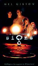 Dvd **SIGNS** con Mel Gibson nuovo 2002