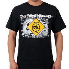 D.R.I. - Thrash Zone - T SHIRT S-M-L-XL-2XL Brand New - Official T Shirt