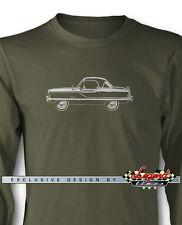 Nash Austin Metropolitan 1954 Long Sleeves T-Shirt - Multiple Colors and Sizes