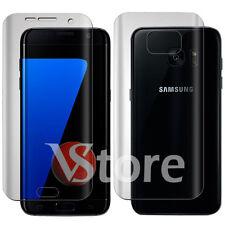 Pellicola Per Samsung Galaxy S7 Edge G935F Copertura Completa Silicone TPU