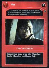 Star Wars Ccg Black Boarder Dark Individual Trading Cards